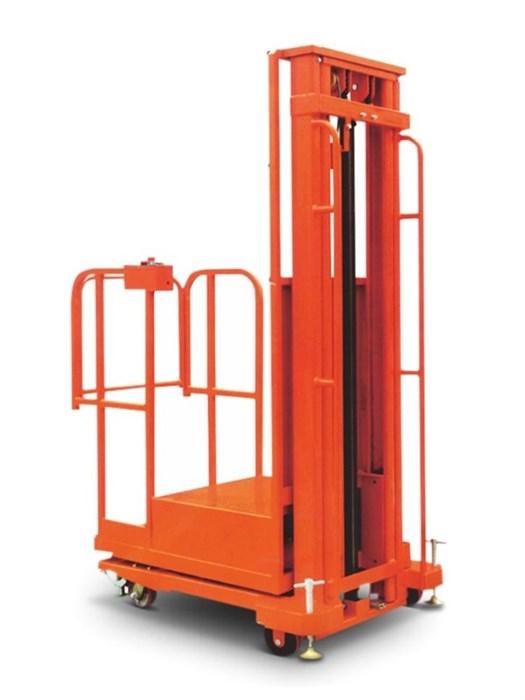Сборщик заказов с электроподъемом 200 кг 3,3 м TOR GOPY3.302 - фото 65021