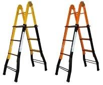 Лестница 2-секционная алюминиевая TOR VL2-6 - фото 65042