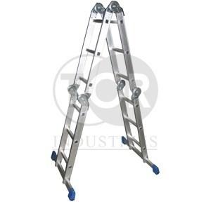 Лестница 4-секционная алюминиевая TOR TRL4-4 - фото 65069