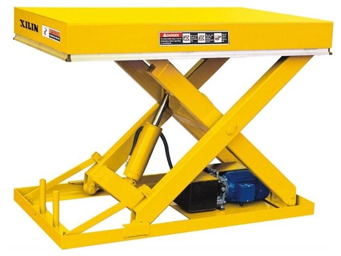 Стол подъемный стационарные XILIN г/п 1000 кг 190-1000 мм DG01 - фото 65338