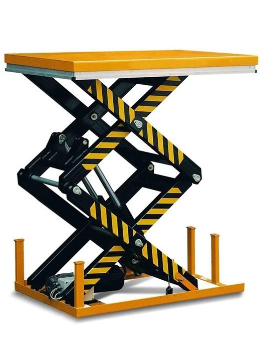 Стол подъемный стационарные XILIN г/п 2000 кг 230-1000 мм DG04 - фото 65341