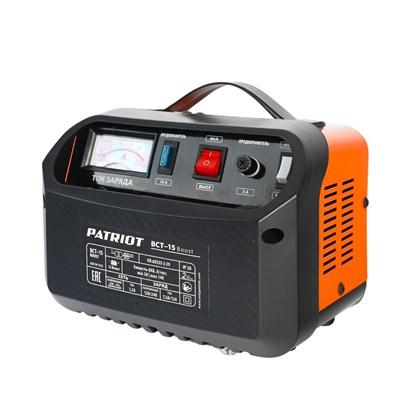 Заряднопредпусковое устройство PATRIOT BCT-15 Boost - фото 70392
