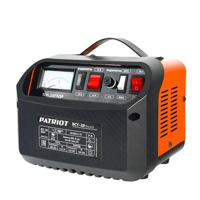 Заряднопредпусковое устройство PATRIOT BCT-20 Boost - фото 70397