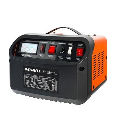 Заряднопредпусковое устройство PATRIOT BCT-50 Boost - фото 70407
