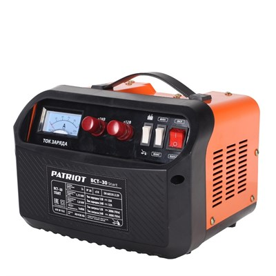 Пускозарядное устройство PATRIOT BCT- 30 Start - фото 70412