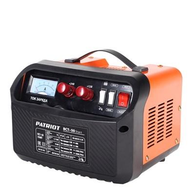 Пускозарядное устройство PATRIOT BCT- 50 Start - фото 70417