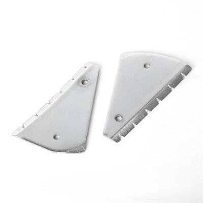 Ножи сменные B 200i для льда к шнеку D 200I, диаметр 200мм (комплект 2 шт) - фото 73629