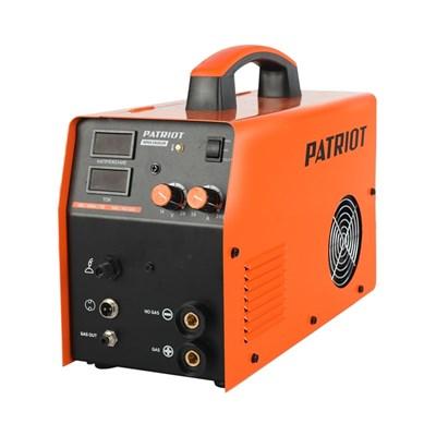 Полуавтомат сварочный инверторный PATRIOT WMA 205ALM MIG/MAG/MMA - фото 73812