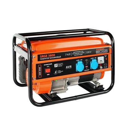 Генератор бензиновый PATRIOT Max Power SRGE 3800 - фото 74804