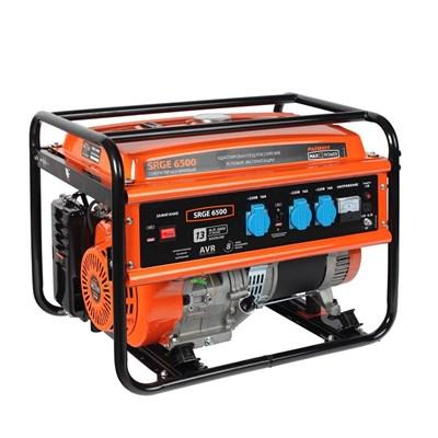 Генератор бензиновый Patriot Max Power SRGE 6500 - фото 75266