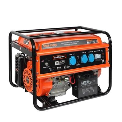 Генератор бензиновый PATRIOT Max Power SRGE 6500E - фото 75276