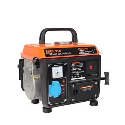 Генератор бензиновый PATRIOT Max Power SRGE  950 - фото 75507