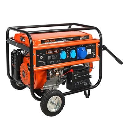 Генератор бензиновый PATRIOT Max Power SRGE 7200E - фото 75543