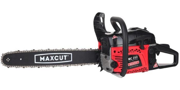 MAXCUT MC 252, пила цепная бензиновая - фото 9621