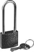 STAYER 38х33х16мм, металлический корпус, закаленная удлиненная дужка, замок навесной TOPLock 37160-38-1