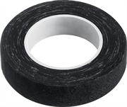ЗУБР 10 м, цвет черный, изолента х/б 1231-10