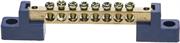 СВЕТОЗАР 8 полюсов, на 2-х угловых изоляторах, шина нулевая 49808-08