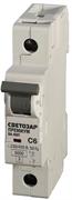"""СВЕТОЗАР 6 А, 230/400 B, 6 kA, 1-полюсной, """"C"""", автоматический выключатель """"ПРЕМИУМ"""" SV-49021-06-C"""