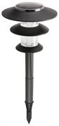 СВЕТОЗАР 6 Вт, 220х550 мм, 2 Ni-Cd аккум. по 600 мАч, 2 светодиода, светильник с пластмассовым корпусом SV-57915