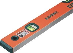 "Уровень коробчатый ""EXPERT"", KRAFTOOL 34710-120, 2 ампулы, 0,5 мм/м, 1200мм"