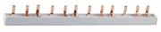 СВЕТОЗАР 3Р, 12 модулей, шина-гребенка 49803