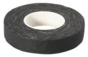 ЗУБР 18 мм х 15 м, цвет черный, изолента на хлопчатобумажной основе 1231-19