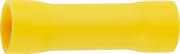 СВЕТОЗАР 4-6 мм, желтый, 10 шт., гильза соединительная 49450-60