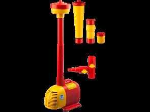 Насос GRINDA фонтанный д/чистой воды, 3 насадки, пропускная способность 3600 л/ч, высота подачи воды 4,2 м, 120 Вт