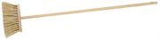 ЗУБР 120 см, 24 см, метла с деревянной ручкой 39231-24