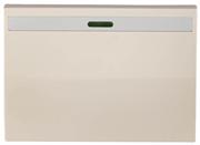 """СВЕТОЗАР одноклавишный, без вставки и рамки, выключатель """"ЭФФЕКТ"""" SV-54438-B"""