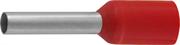 СВЕТОЗАР 1 мм, красный, 25 шт., наконечник штыревой 49400-10