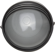 СВЕТОЗАР 100 Вт, IP54, влагозащищенный, черный, светильник уличный SV-57273-B
