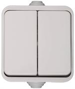 {{photo.Alt || photo.Description || 'СВЕТОЗАР 10А/~250В, белый, двухклавишный, выключатель БАТТЕРФЛЯЙ SV-54334-W'}}