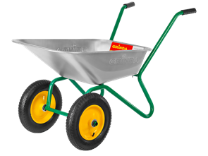 Тачка GRINDA садовая, 80 л, грузоподъемность 100 кг