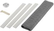 STAYER 1,0х2,2 м, ПЭТ, серая, сетка противомоскитная для дверей COMFORT 12501-10-22