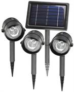 СВЕТОЗАР 8 Вт, 150х350 мм, 3 Ni-Cd аккум. по 1300 мАч, 2 светодиода, светильник с пластмассовым корпусом SV-57935-3