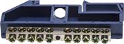 СВЕТОЗАР 10 полюсов, DIN-изолятор, шина нулевая 49807-10