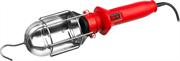 ЗУБР 60 Вт/220 В, 5 м, выключатель, светильник переносной 61802_z01