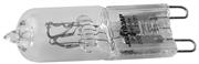 СВЕТОЗАР 75 Вт, d=13 мм, G9, 220 В, лампа галогенная SV-44897-T