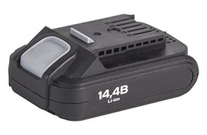 Аккумулятор литий-ионный (Li-Ion) 1,5 Ач, ДА-14,4/2ЛК, ДА-14,4/2ЛМ
