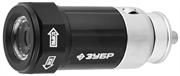 ЗУБР 1 LED, черный, фонарь аккумуляторный автомобильный 56250