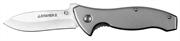 STAYER 85 мм, 2,8 мм, с металлической рукояткой, складной нож 47621-2