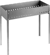 GRINDA 700 x 300 x 700 мм, сталь 1.5мм, мангал сборный BARBECUE 427783