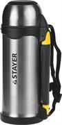 STAYER 1000 мл, термос туристический COMFORT 48110-1000