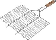 GRINDA 300х400 мм, решетка-гриль, плоская BARBECUE 424700