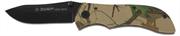 ЗУБР 200 мм/лезвие 90 мм, фиберглассовая рукоятка, нож складной туристический СТРАННИК 47705_z01