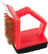 GRINDA щетка для чистки мангалов и решеток BARBECUE 427770