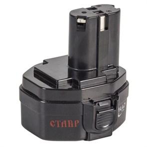 Аккумулятор никель-кадмиевый (16шт)(Ni-Cd) 1,5 А/ч, ДА-14,4/2М