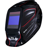 FUBAG 97х62 мм, 9-13 DIN, спец. пластик, маска электросварщика BLITZ 9.13 Visor Black