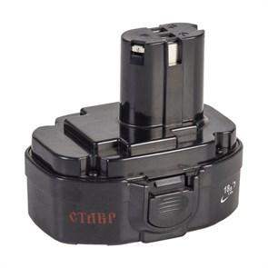 Аккумулятор никель-кадмиевый, (Ni-Cd) 1,5 А/ч, ДА-18/2М